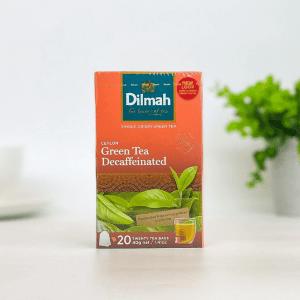 Dilmah Ceylon Green Tea Decaffeinated