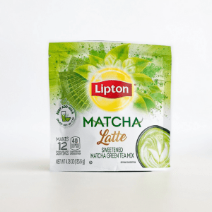 Lipton Matcha Latte