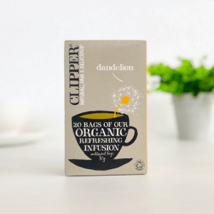 Clipper Organic Dandelion Tea