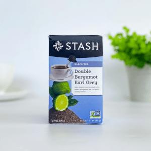 Stash Double Bergamot Earl Grey Tea
