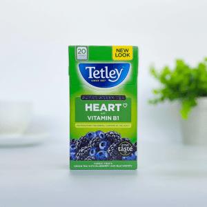 Tetley Heart Forest Fruits