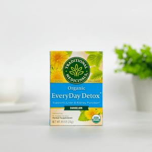 Traditional Medicinals Everyday Detox Dandelion