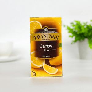 Twinings Black Tea with Lemon