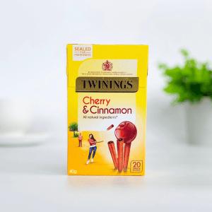 Twinings Cherry and Cinnamon