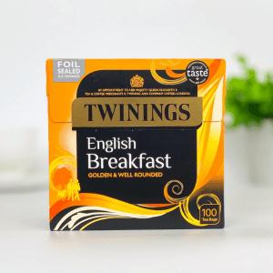 Twinings English Breakfast 100s