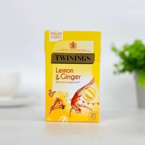 Twinings Lemon and Ginger 20s