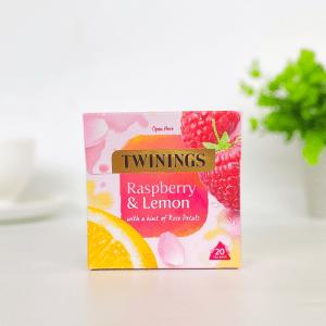 Twinings Raspberry and Lemon