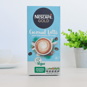 Nescafe Gold Coconut Latte Sachets
