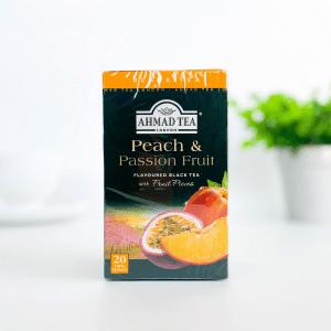 Ahmad Tea Peach and Passionfruit Black Tea
