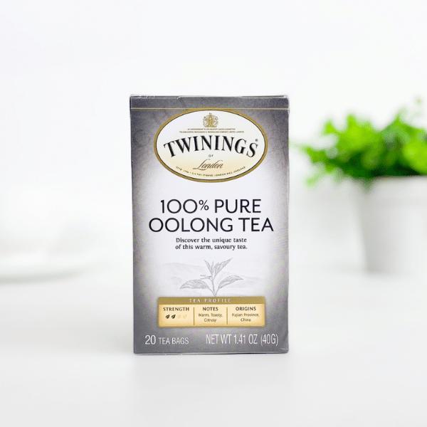 Twinings Pure Oolong tea
