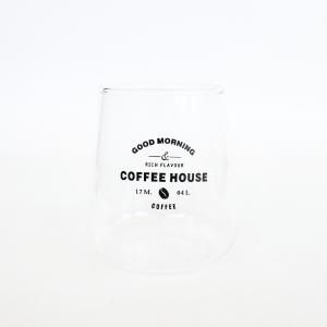 coffee house glass