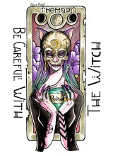The Witch Moon Tarot - Claire Piece