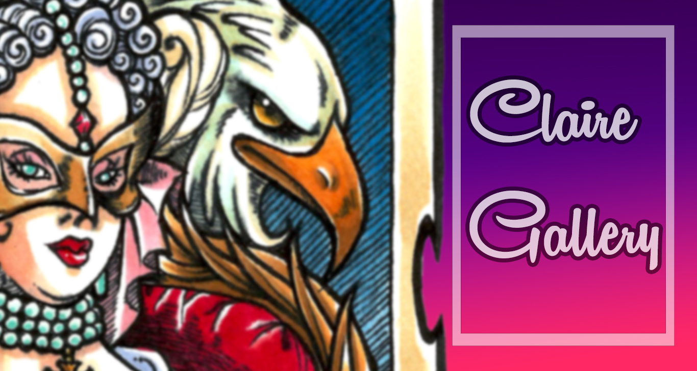 The Eagle Empress Tarot