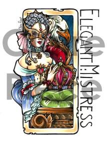 The Eagle Empress Tarot
