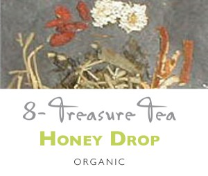 TeaBling.com Featured 8 Treasure Tea - Honey Drop