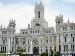 Cybele Palace - Madrid City Hall