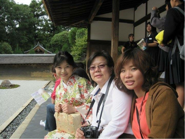 My memories in Kyoto