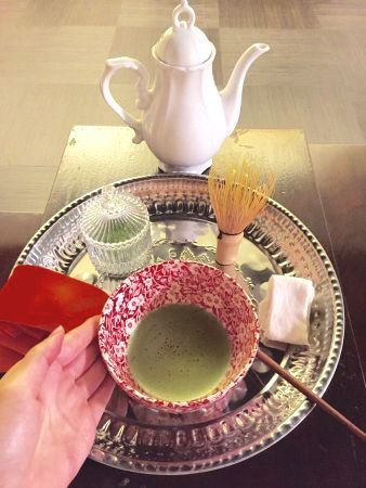 Christmas Tea Ceremony