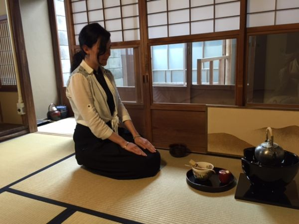 All English Tea Ceremony in Kyoto with a tea master! You can do a private lesson also!