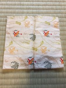 Japanese traditional cloth