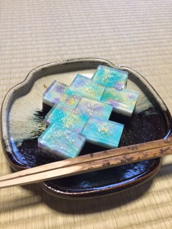 Japanese sweets for summer!