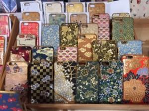 Nishijin textile in Kyoto