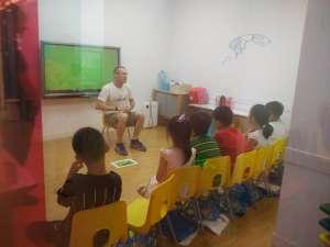 TEFL teacher