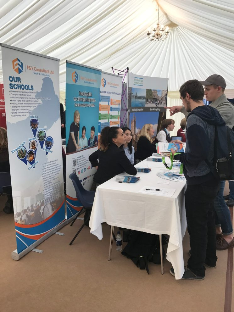 BathSpa University Careers Fair
