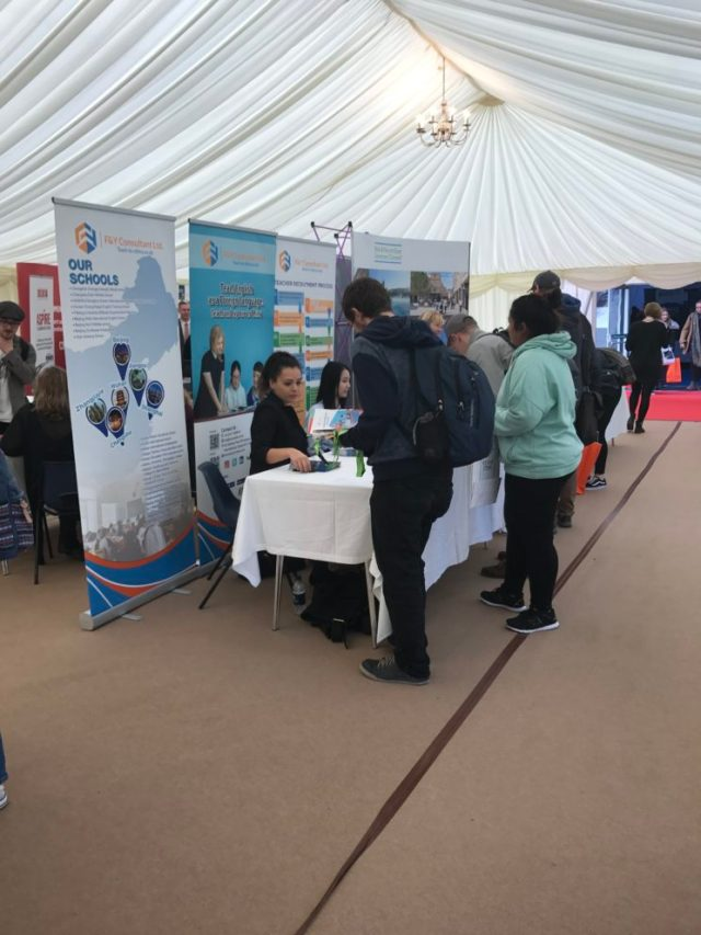 Bath Spa University Careers Fair