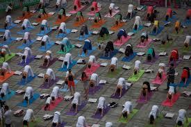 Chinese Yoga