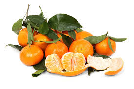 "Certain fruits are eaten during the Chinese New Year period, such as tangerines-This is due to their particularly round shape and ""golden"" colour, symbolising fullness and wealth"