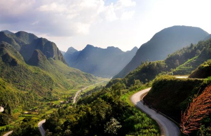 The Northern Mountains of Vietnam