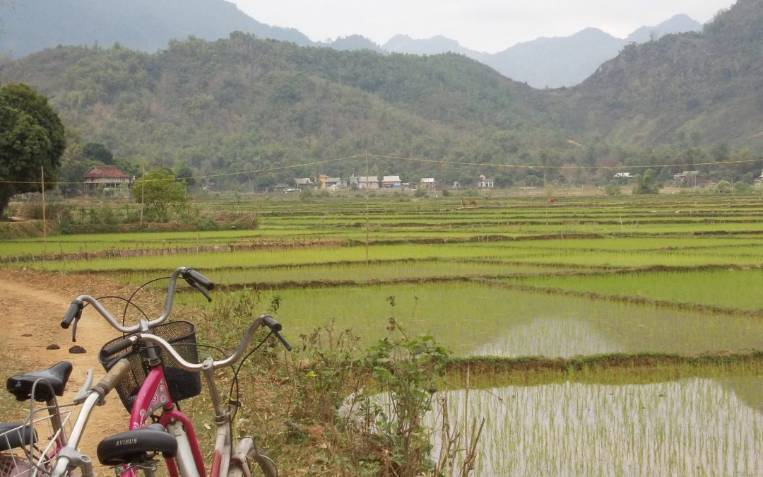 A trip to Mai Chau- my favourite place in the world.