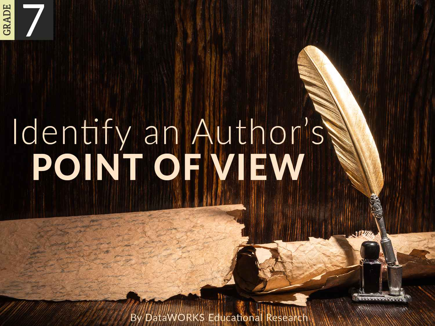 Identify The Author S Point Of View