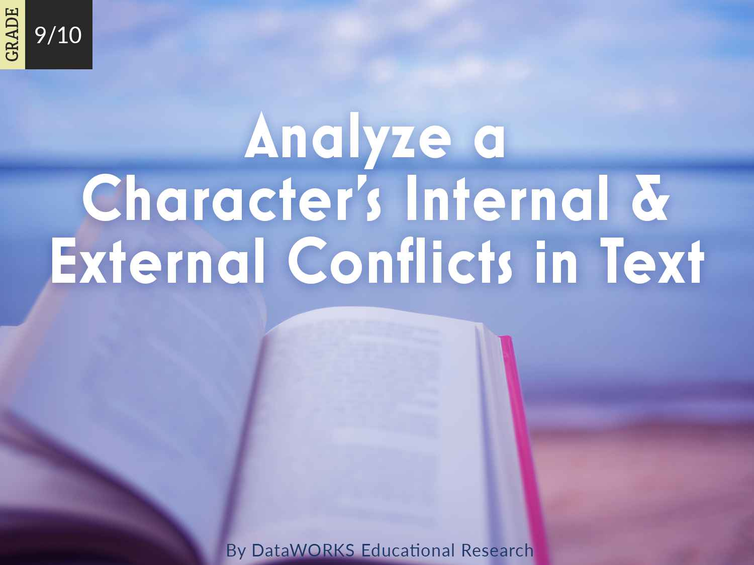 Yze Characters Internal And External Conflicts In Text