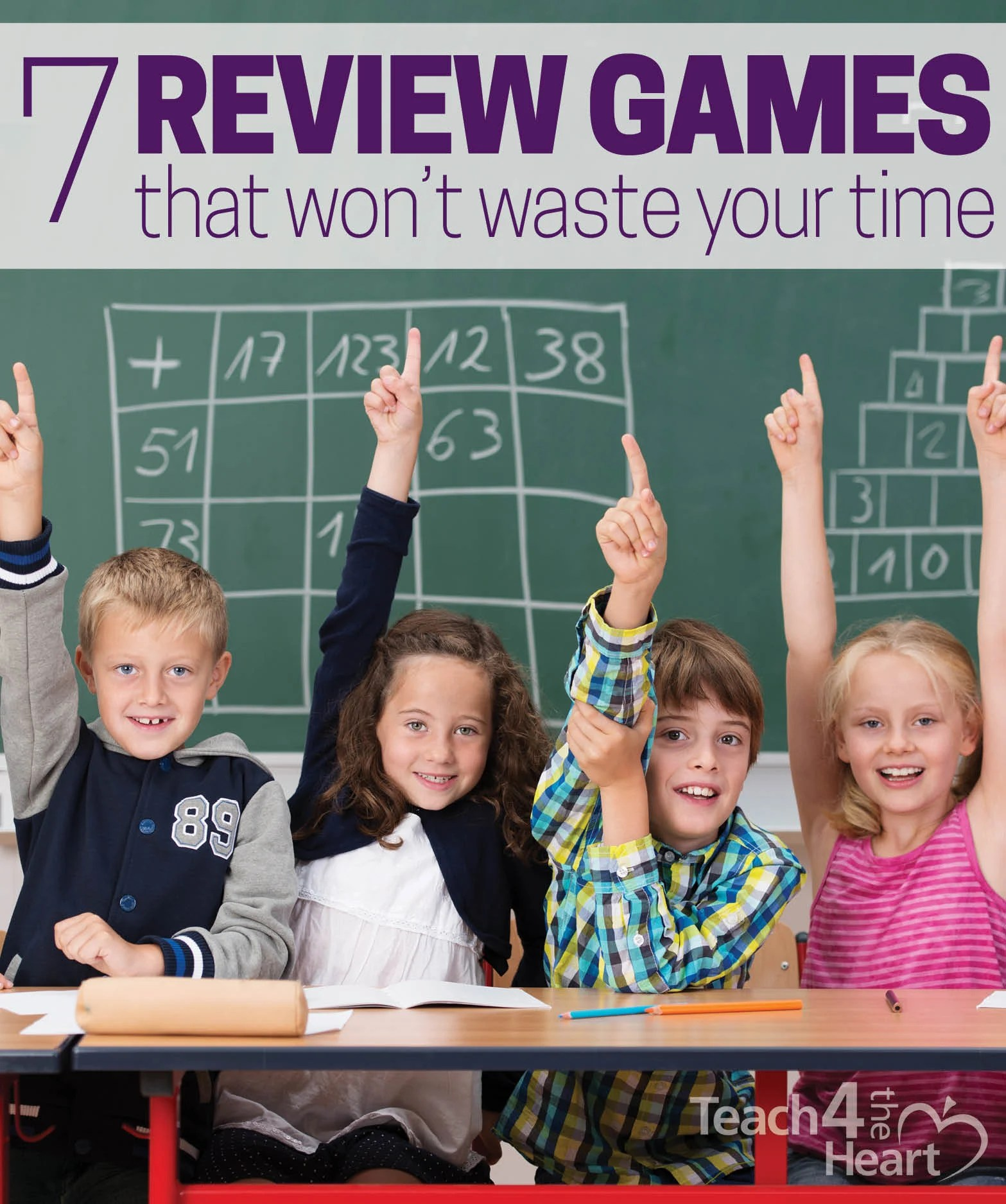 7 Classroom Review Games That Won T Waste Time