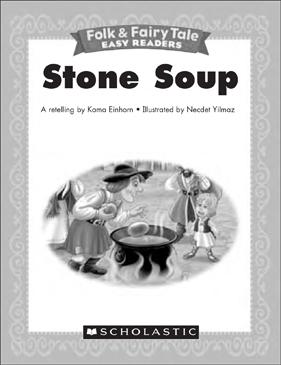 Stone Soup Mini Book Amp Activities