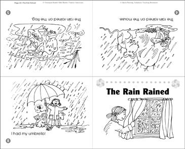 The Rain Rained