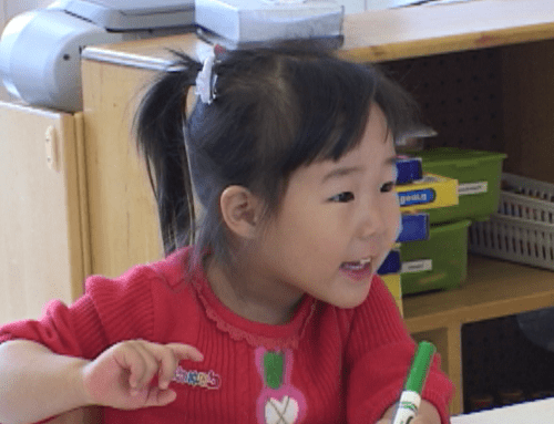 Video: Looking at Preschool Second Language Acquisition – As We Follow One Dual Language Learner Across Time!