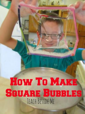 Square Bubbles
