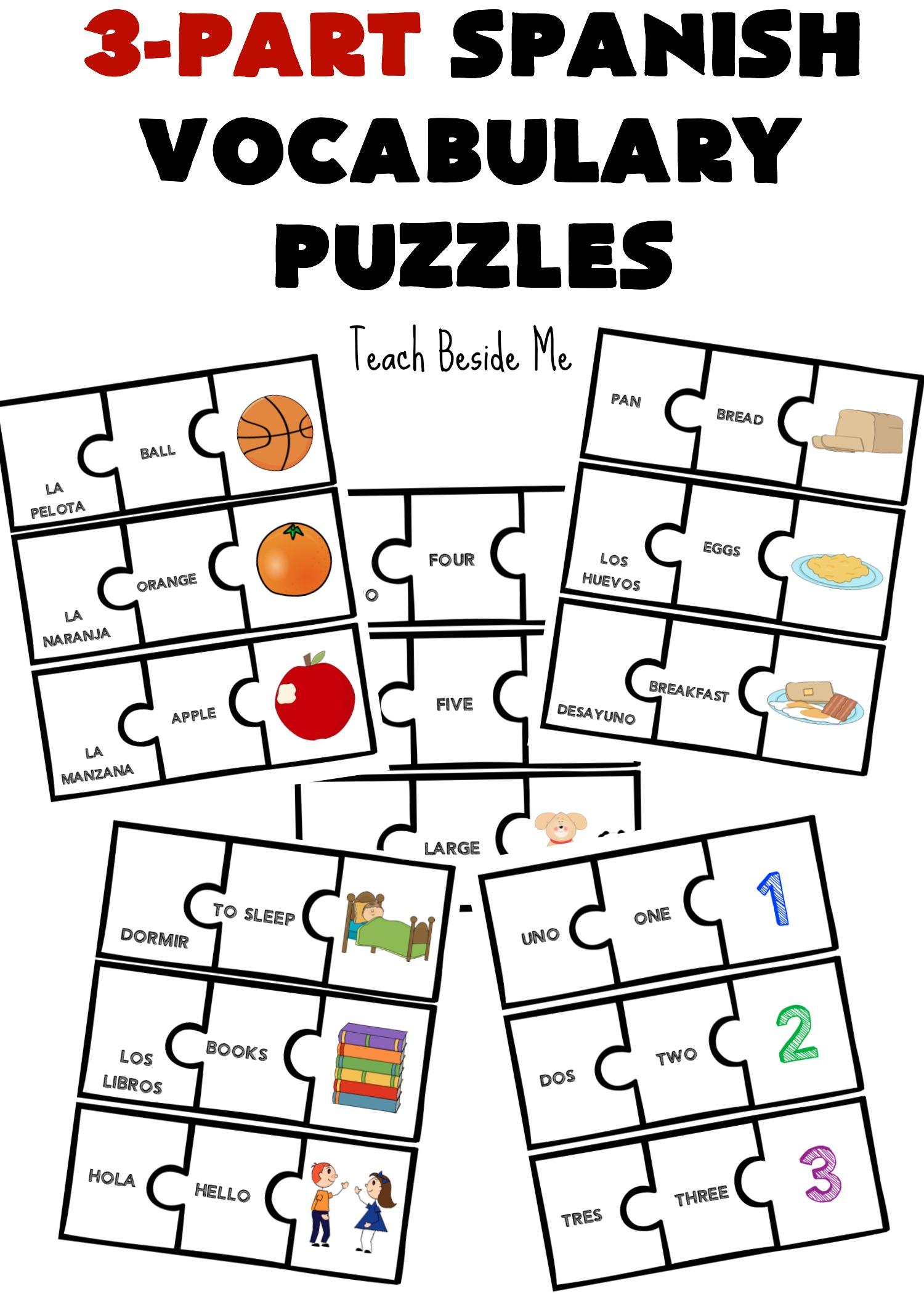 Homeschool Spanish Teaching Resources For Kids