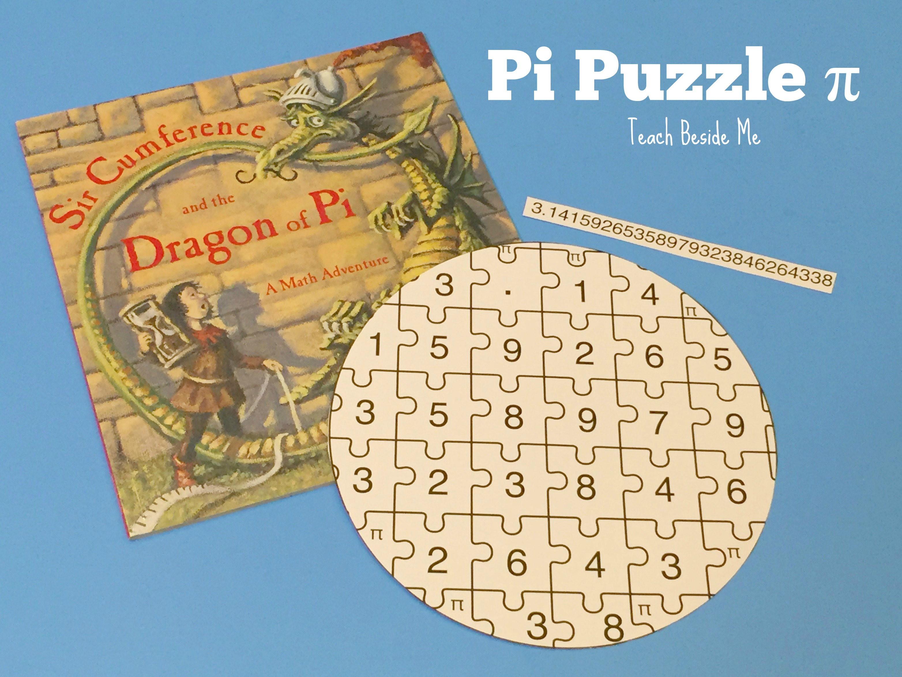 Printable Pi Puzzle For Pi Day