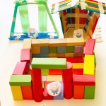 Three Little Pigs Stem Project For Kids Teach Beside Me