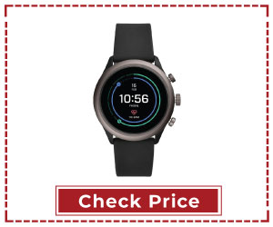 Fossil Sport android wear smartwatches