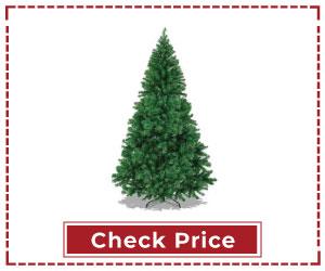 6ft Fiber optic christmas trees