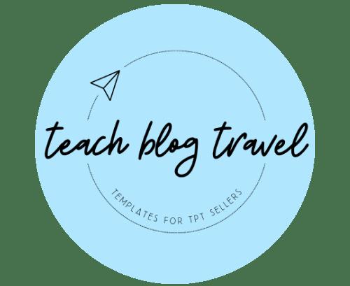 Teach Blog Travel