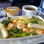 【タイ国際航空機内食】TG402/SIN-BKK/シンガポール-バンコク(スワンナプーム)