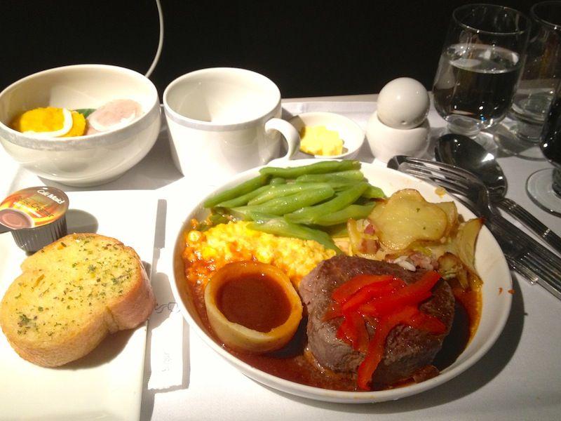 <シンガポール航空機内食>SQ979/BKK-SIN/バンコク-シンガポール