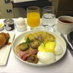 <シンガポール航空機内食>SQ633/HND-SIN/東京(羽田)-シンガポール
