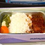 【マレーシア航空機内食】MH852/DPS-KUL/バリ島(デンパサール)-クアラルンプール
